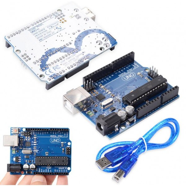 Arduino UNO R3 на базе ATMEGA16U2