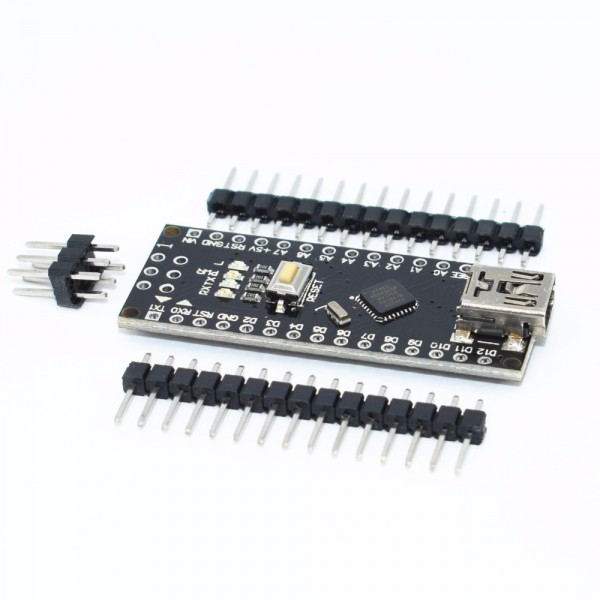 Arduino Nano V3 AVR на ATmega328P-MU