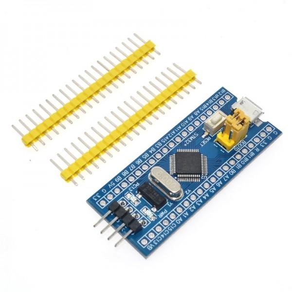 Плата разработчика STM32 на контроллере STM32F103C8T6