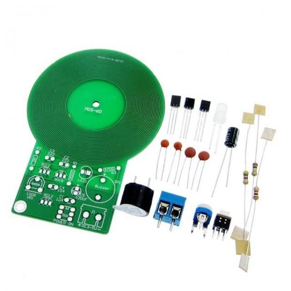 Конструктор для сборки (Diy Kit) металлоискатель, детектор металла MDS-60