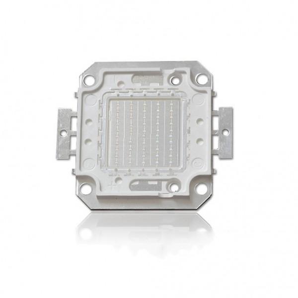 Светодиод Синий LED 50W 30-34V 3500-4000LM