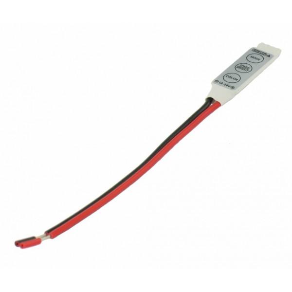 Трёхканальный диммер для светодиодной ленты (LED Контроллер)