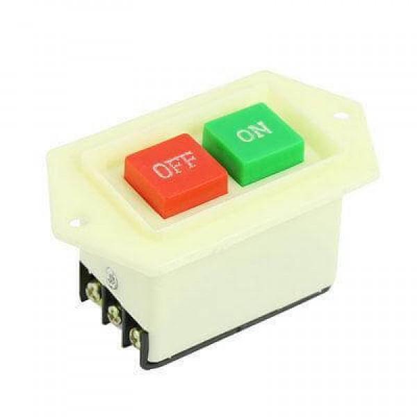 Кнопочный переключатель LC3-5 с фиксацией (Вкл./Выкл.)